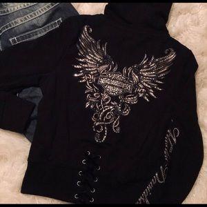 Harley Davidson hoodie